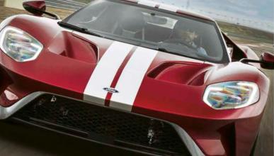 Prueba: Ford GT