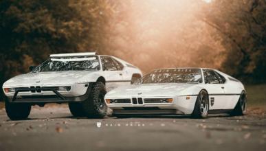 La resurrección más radical del BMW M1