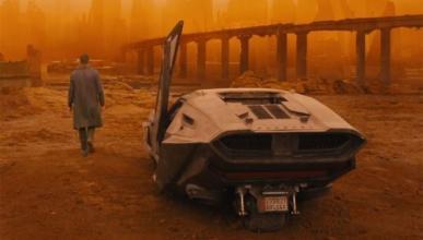 "Impresiona: ojo con los ""coches"" de Blade Runner 2049"