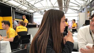 """Marta García: """"Haré lo posible por llegar a la F1"""""""
