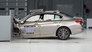 El BMW más seguro del momento