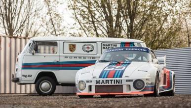 Compra este Porsche 935 Racer y llévate una VW T2