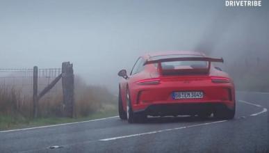 Vídeo: ¿Es el Porsche 911.2 GT3 mejor que el 911 R?
