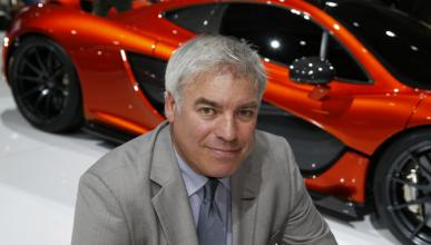 El diseñador Frank Stephenson deja McLaren y regresa a Mini