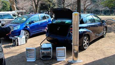 Así son los coches preparados para los desastres naturales