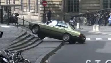 Vídeo: rodando 'Mision Imposible 6' en las calles de París