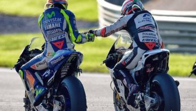 El cálido mensaje de Valentino Rossi a Nicky Hayden