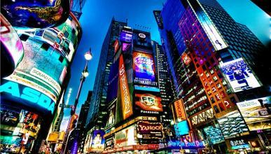 Accidente en Times Square: al menos un muerto y 22 heridos