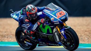 Clasificación MotoGP Le Mans 2017: Viñales y Yamaha vuelven