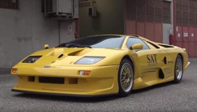 Video El Lamborghini Diablo Gt1 Stradale Que No Conocias Autobild Es