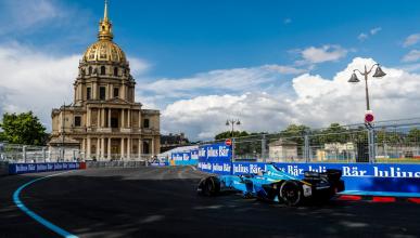 Fórmula E 2017, París: Buemi amplía su ventaja