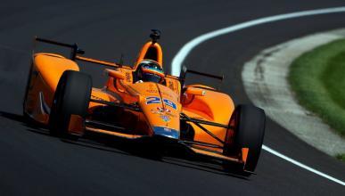 Indy 500: Alonso es séptimo y peleará por la pole