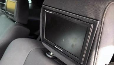 Un Challenger con seis pantallas 'al revés', a la venta