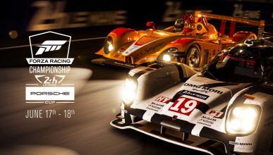Porsche y Microsoft: maratón del Forza 6 durante Le Mans