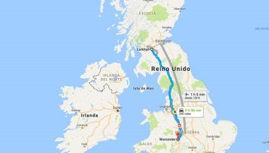 Una anciana quería ir al médico a 10 km y recorre 480 km