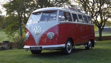 A subasta esta especial Volkswagen T1