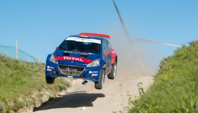 VÍDEO: Sainz y Moya vuelven al Rally de Portugal