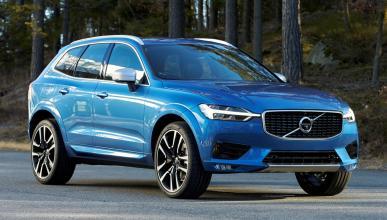 Precios del Volvo XC60 2017: desde los 51.190 euros