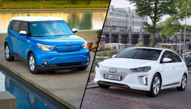 ¿Cuál es mejor, Kia Soul EV o Hyundai Ioniq Eléctrico?