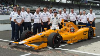 Alonso, McLaren e Indianápolis: ganadores antes de correr