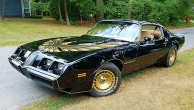 Subasta Pontiac Firebird Trans Am 1980 'Los Caraduras'