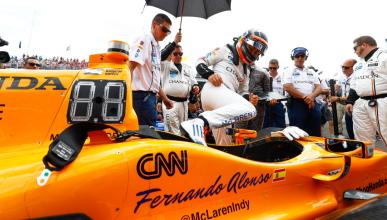 """Fernando Alonso: """"volvería a Indianápolis, sin duda"""""""