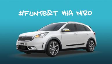 ¡Ya hay ganadores del #FunTest de Kia Niro y Auto Bild!