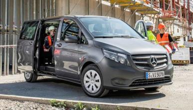 Precios mercedes benz vito 2017 desde euros for Mercedes benz 2017 precio