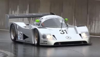 Vídeo: así suena el Sauber-Mercedes C11 de 1990
