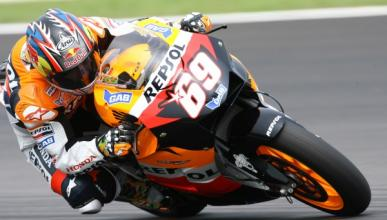 Las motos de Nicky Hayden estarán presentes en Mugello
