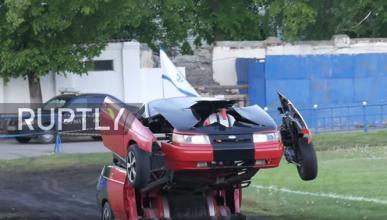 El Transformer ruso que muta en un Lada
