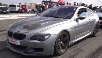 Este BMW M6 tiene un as bajo la manga, óxido nitroso