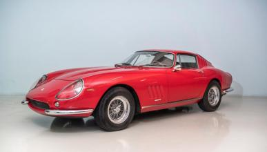 Ferrari 275 GTB/4 Prototype clásico deportivo