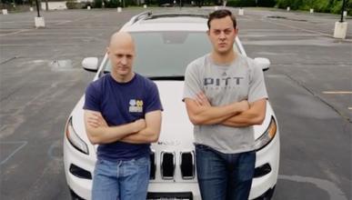 ¿Quién ha fichado a los hackers del Jeep Cherokee?