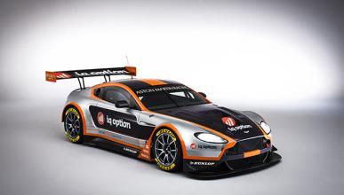Aston Martin Racing estrena compañero de carreras