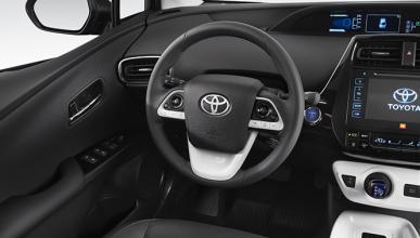 Tecnología a bordo: así funciona el HUD del Toyota Prius