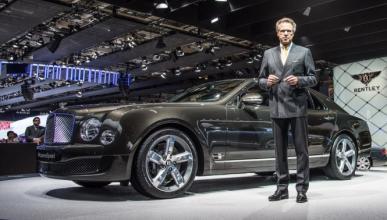 Bentley y Lamborghini no irán a París por el 'dieselgate'