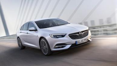 Precios del Opel Insignia Grand Sport, desde 28.658 euros