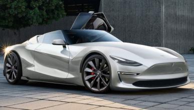 Tesla Roadster 2019: 0 a 100 km/h en menos de 2 segundos