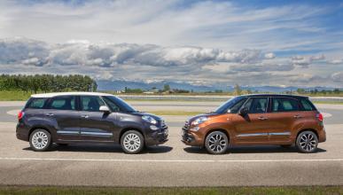 Prueba: Fiat 500L 2018. Te contamos sus (pequeños) cambios
