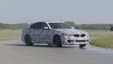 Vídeo: ¿es más divertido el BMW M5 2017 con tracción total?