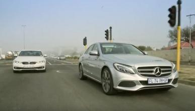 Mercedes C350e VS BMW 330e, duelo PHEV
