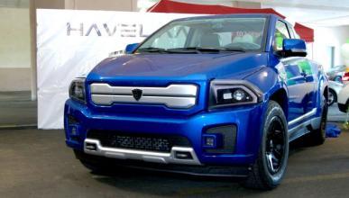 Bison Havelaar, ¿la primera pick-up eléctrica?