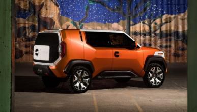 Toyota registra la denominación TJ Cruiser