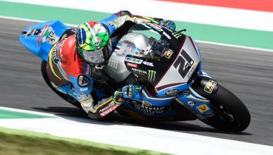 Clasificación Moto2 Mugello 2017: Morbidelli sobre Márquez