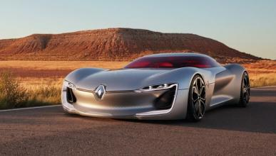 Renault Trezor, el concept más bello en Villa d'Este