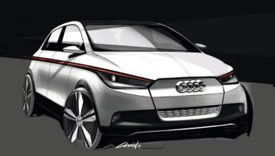 Audi estaría preparando un rival para el Volkswagen e-Up!