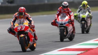 Un GP de Italia catastrófico para Honda y Marc Márquez