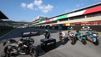 Triumph, nuevo proveedor de motores para Moto2 en 2019