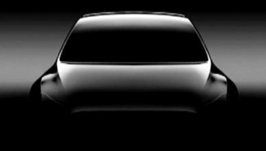 Tesla Model Y: teaser del nuevo SUV